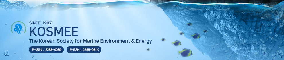 Journal of the Korean Society for Marine Environment and Energy